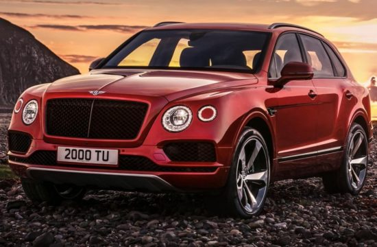 Bentayga V8 4 550x360 at 2018 Bentley Bentayga V8 Announced with 550 PS