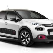 Citroen C3 Elle 1 175x175 at 2018 Citroen C3 Elle Special Edition Has Cherry Pink Accents