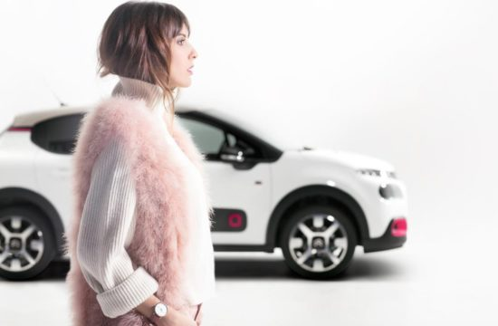 Citroen C3 Elle 4 550x360 at 2018 Citroen C3 Elle Special Edition Has Cherry Pink Accents