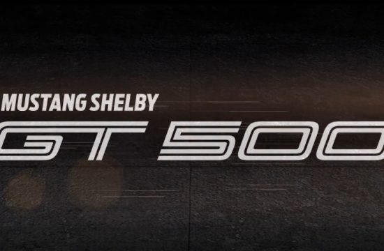 GT500 2019 550x360 at In the Works: Ford Mach1 Electric SUV and New Shelby GT500
