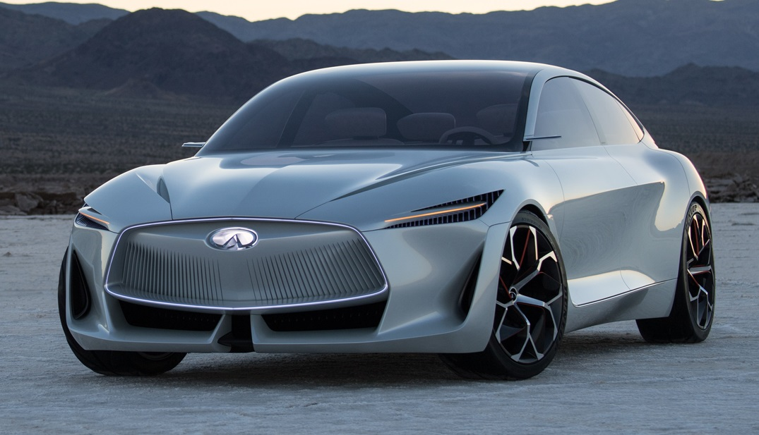 infiniti electric cars set to arrive from 2021