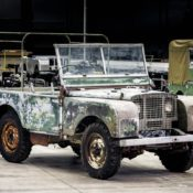 LR Classic Prototype7 1948 1 175x175 at 1948 Land Rover Launch Model Headed for Restoration