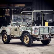 LR Classic Prototype7 1948 3 175x175 at 1948 Land Rover Launch Model Headed for Restoration