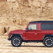 Land Rover Defender Works 4 175x175 at Land Rover Defender Works V8 Is an Homage to the Original