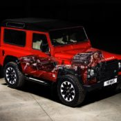 Land Rover Defender Works 7 175x175 at Land Rover Defender Works V8 Is an Homage to the Original