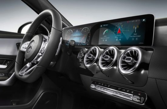 MBUX 1 550x360 at Mercedes Benz User Experience (MBUX) Unveiled at CES 2018