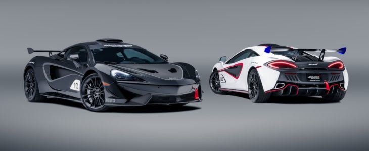 McLaren MSO X 1 730x299 at McLaren MSO X Bespoke Bunch Delivered to Customers
