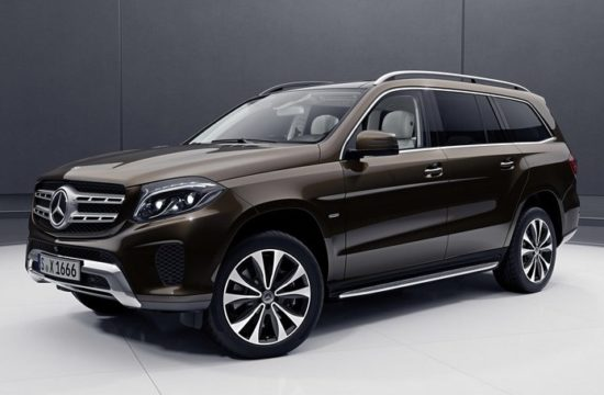 Mercedes Benz GLS Grand Edition 1 550x360 at Mercedes Benz GLS Grand Edition Announced for USA