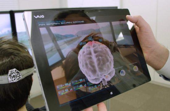 Nissan Brain to Vehicle 1 550x360 at Nissan Brain to Vehicle Technology Augments Autonomous Driving
