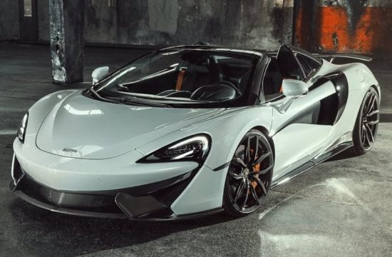 Novitec McLaren 570S Spider 1 550x360 at Novitec McLaren 570S Spider Looks Fancy