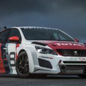 Peugeot 308 TCR 2 175x175 at 2018 Peugeot 308 TCR Race Car Unveiled