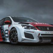 Peugeot 308 TCR 7 175x175 at 2018 Peugeot 308 TCR Race Car Unveiled