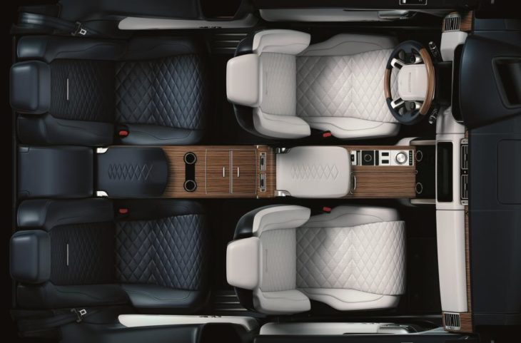 RR SVCoupe interior 240118 730x481 at Range Rover SV Coupe Announced for Geneva Debut
