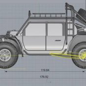 SCG Offroader 10 175x175 at Glickenhaus Expedition Vehicle to Set World Altitude Record