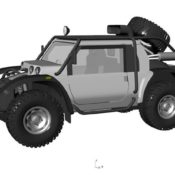SCG Offroader 2 175x175 at Glickenhaus Expedition Vehicle to Set World Altitude Record