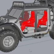 SCG Offroader 4 175x175 at Glickenhaus Expedition Vehicle to Set World Altitude Record