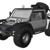 SCG Offroader 7 175x175 at Glickenhaus Expedition Vehicle to Set World Altitude Record