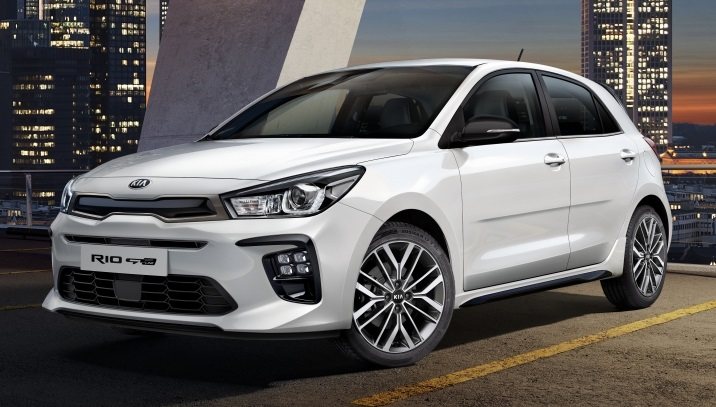 Small 10027 FIRSTKIARIOGT LINEIMAGESANDINFORMATIONREVEALED at 2019 Kia Rio GT Line Revealed with Sporty Looks
