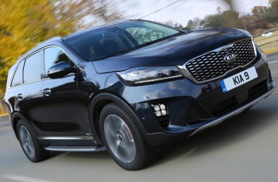 Sorento 2018 GT Line UK 550x360 at 2018 Kia Sorento   UK Pricing and Specs