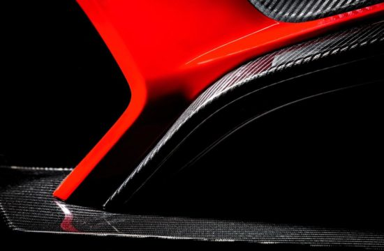 Zenvo Teaser 1 550x360 at New Zenvo Hypercar Teased for Geneva Motor Show Debut