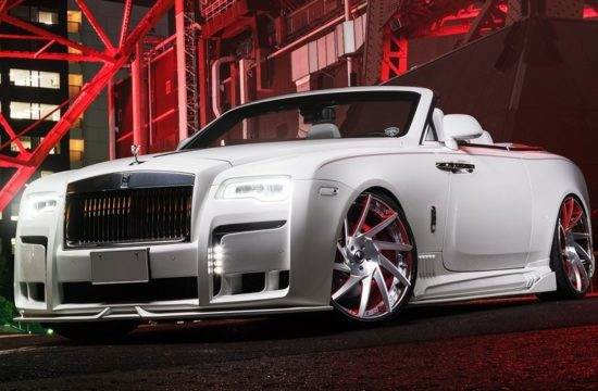 forgiato japan dawn troppo ecl 13 550x360 at Wald Rolls Royce Dawn on Forgiatos Is a Sight to Behold