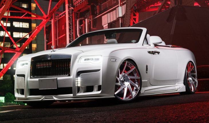 forgiato japan dawn troppo ecl 13 730x432 at Wald Rolls Royce Dawn on Forgiatos Is a Sight to Behold