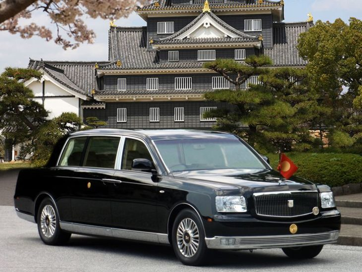 japan 730x548 at Luxury Cars: The Cars of Royalty
