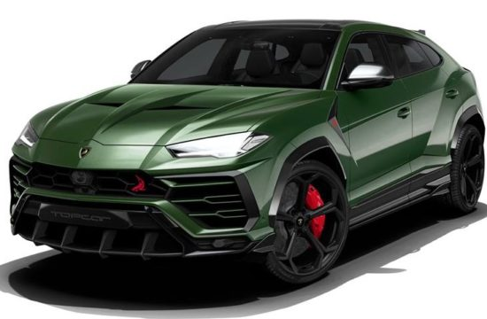 topcar urus 1 550x360 at TopCar Lamborghini Urus Styling Package   Preview