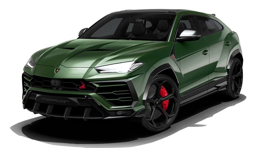 TopCar Lamborghini Urus Styling Package , Preview