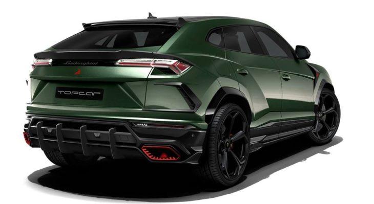 topcar urus 5 730x399 at TopCar Lamborghini Urus Styling Package   Preview