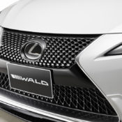 wald lc grille cover 175x175 at Wald Lexus LC Styling Kit Is a Work of Japanese Art