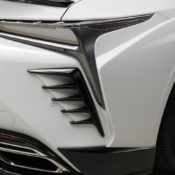 wald lc rear duct cover 175x175 at Wald Lexus LC Styling Kit Is a Work of Japanese Art