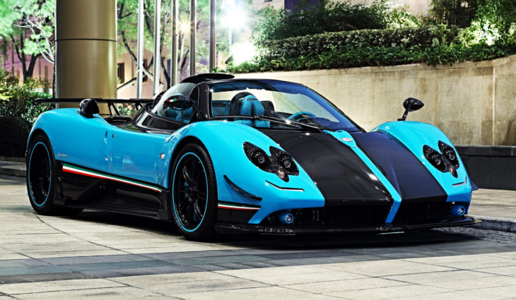 zonda una 730x425 at Luxury Cars: The Cars of Royalty