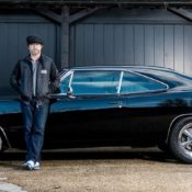 1969 Dodge Charger Bullitt spec with Jay Kay 175x175 at For Sale: 1969 Dodge Charger Owned by Bruce Willis & Jay Kay