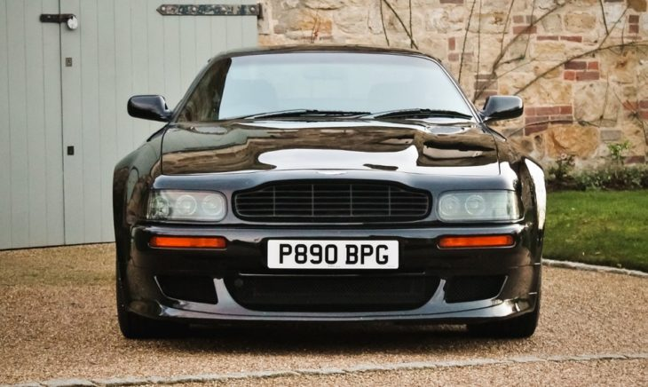 1997 Aston Martin V8 Vantage 2 730x436 at Elton Johns 1997 Aston Martin Vantage Could Be Yours