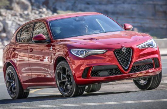 2018 Alfa Romeo Stelvio Quadrifoglio 1 550x360 at 2018 Alfa Romeo Stelvio Quadrifoglio Priced at $80K