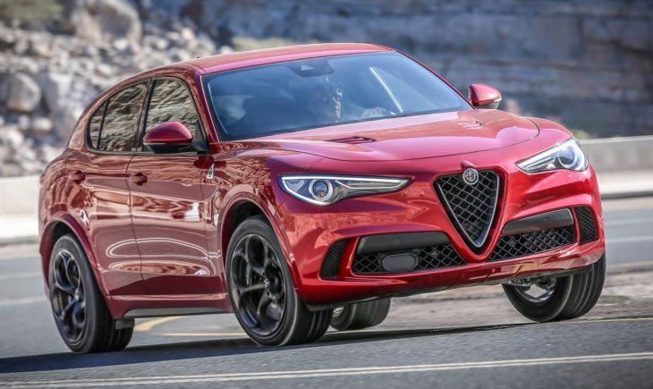 2018 Alfa Romeo Stelvio Quadrifoglio 1 730x435 at 2018 Alfa Romeo Stelvio Quadrifoglio Priced at $80K