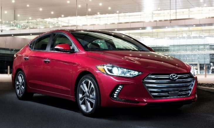 2018 Elantra 730x436 at 2018 Hyundai Elantra Gets Top Safety Pick+ Rating