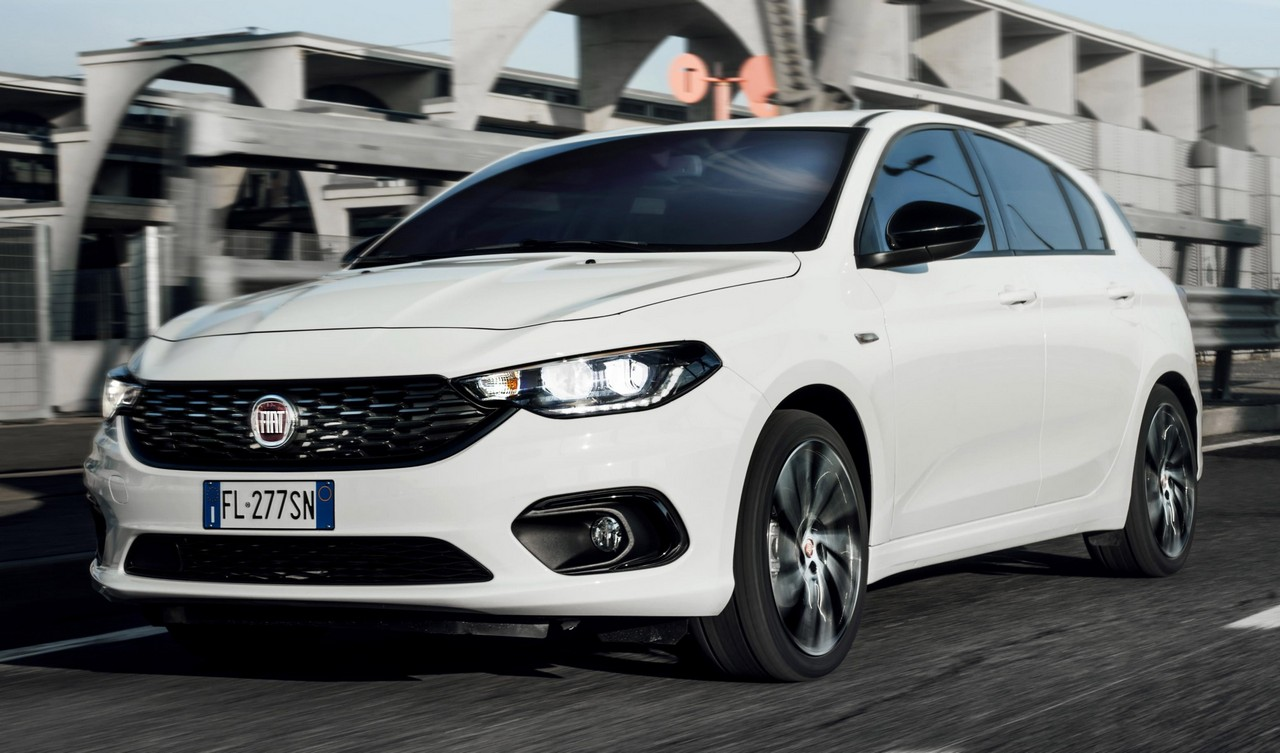 2018 fiat tipo s design priced from 18 145 in the uk. Black Bedroom Furniture Sets. Home Design Ideas