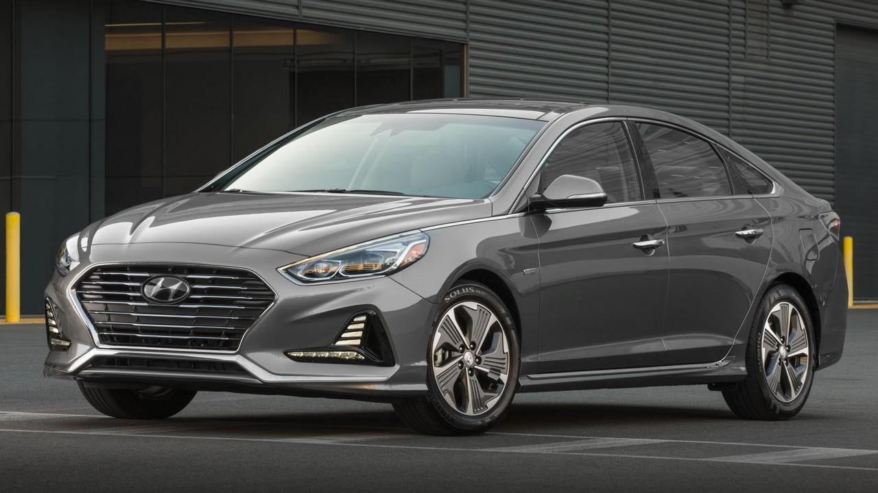 2018 Hyundai Sonata Hybrid Goes Official In Chicago