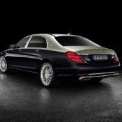 2018 Mercedes Maybach S Class 3 175x175 at 2018 Mercedes Maybach S Class Gets Cosmetic Upgrades
