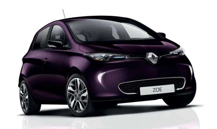 2018 Renault ZOE 1 730x434 at 2018 Renault ZOE EV Gets a Performance Boost