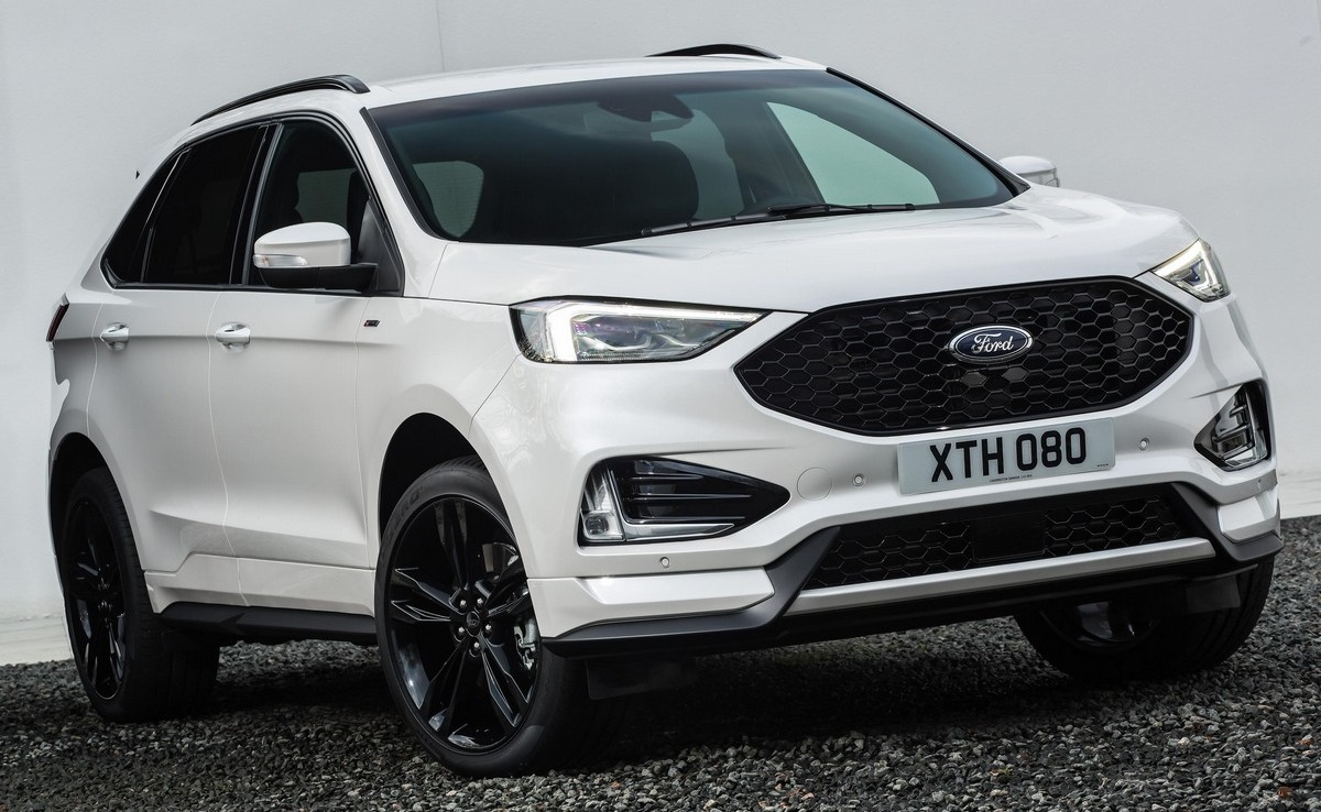 2018 Ford Edge St Line Details And Specs