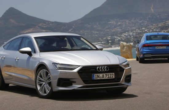 2019 Audi A7 Sportback UK 0 550x360 at 2019 Audi A7 Sportback   UK Pricing and Specs