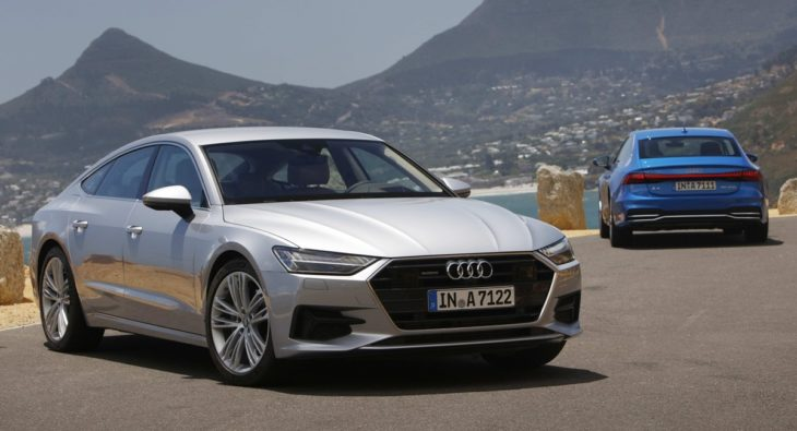 2019 Audi A7 Sportback UK 0 730x395 at 2019 Audi A7 Sportback   UK Pricing and Specs