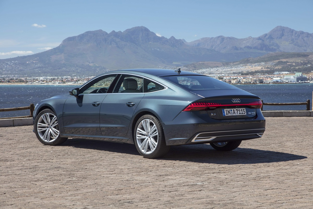 2019 audi a7 sportback uk pricing and specs. Black Bedroom Furniture Sets. Home Design Ideas