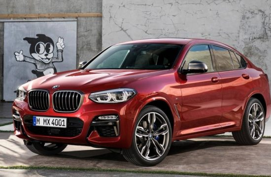 2019 BMW X4 5 550x360 at 2019 BMW X4 Unveiled with New Looks, More Premiumness!
