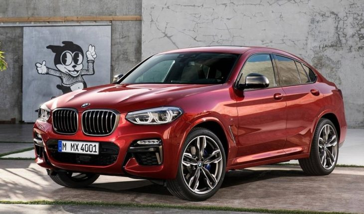 2019 BMW X4 5 730x430 at 2019 BMW X4 Unveiled with New Looks, More Premiumness!
