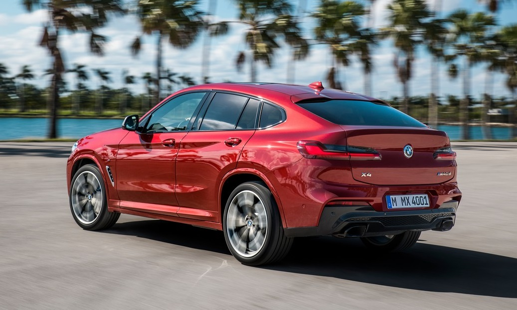 2019 bmw x4 unveiled with new looks more premiumness. Black Bedroom Furniture Sets. Home Design Ideas