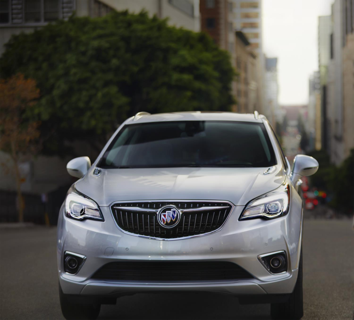 Buick Hybrid Suv: 2019 Buick Envision